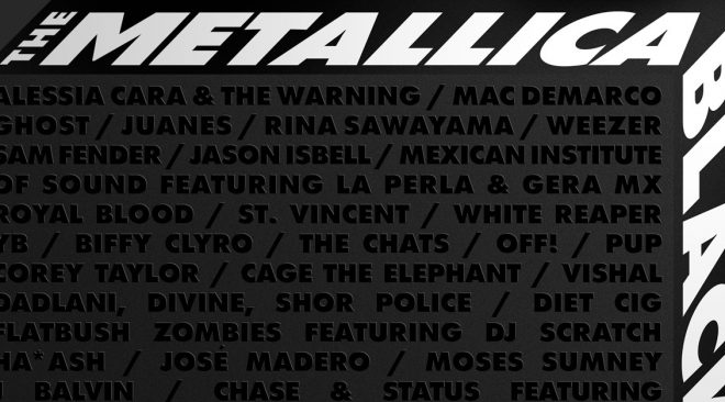 REVIEW: 'The Metallica Blacklist' has something for everyone