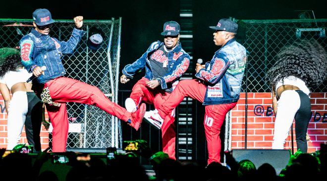 PHOTOS: Bell Biv DeVoe and friends recreate '90s R&B magic at Chase Center