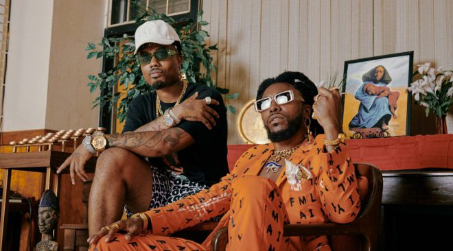 Interview: EarthGang finds a higher calling with 'Ghetto Gods'