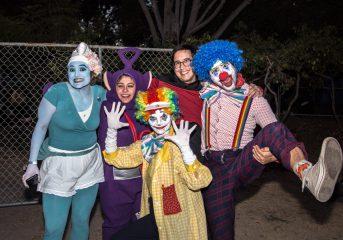 Oakland ghouls gather for rejuvenated boogaloo Halloween Meltdown