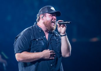 PHOTOS: Luke Combs brings his 'Five Leaf Clover' to Chase Center