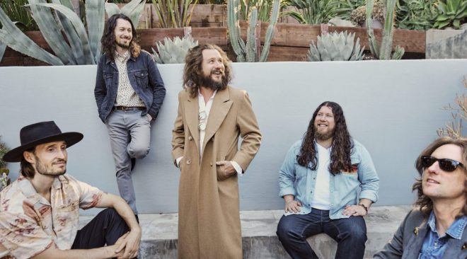 REVIEW: My Morning Jacket feels lucky to be alive on self-titled LP