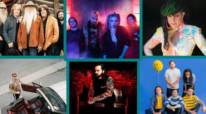 Tuesday Tracks: Your Weekly New Music Discovery – Oct. 12